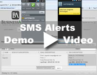SMS Message Demo Video